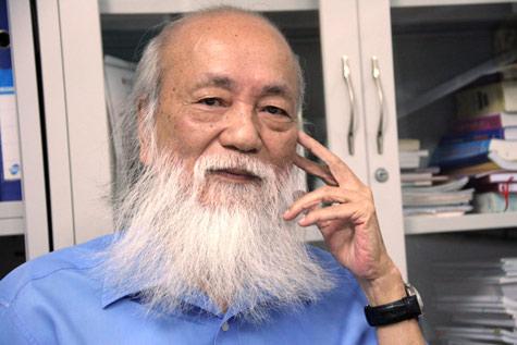 PGS Văn Như Cương qua đời ở tuổi 80 - Ảnh 1.