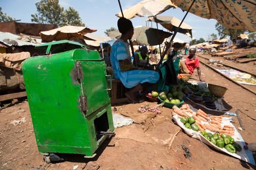 Giải bài toán lãng phí thực phẩm ở châu Phi - Ảnh 1.