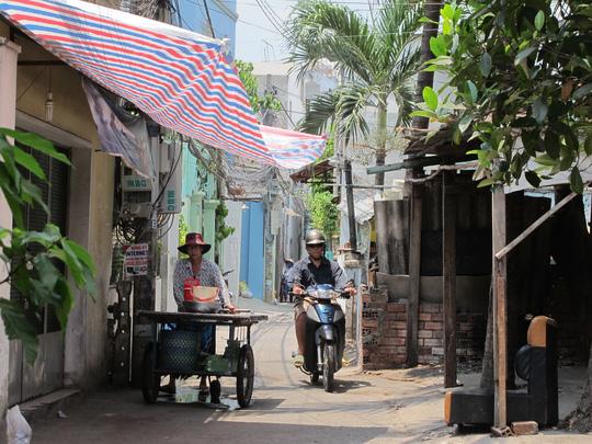 Nơi Huỳnh Tấn Minh bị chém gục tại chỗ