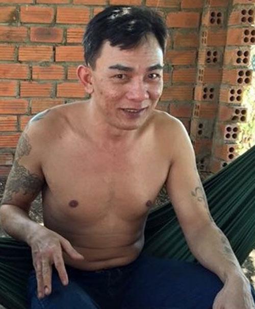Đối tượng Lê Trọng Sang.