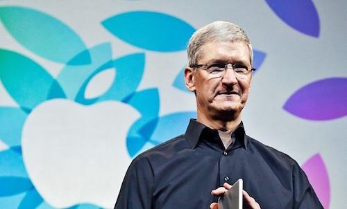 Apple dưới thời Tim Cook đã có một năm kinh doanh không đạt chỉ tiêu.