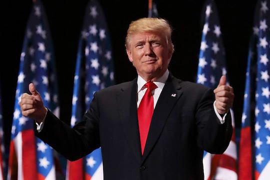 Ông Donald Trump. Ảnh: Yahoo News