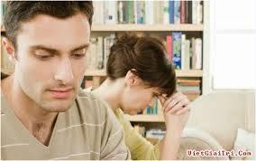 Đàn ông thường sẽ đi cặp bồ khi hết tình cảm với vợ (ảnh minh họa)