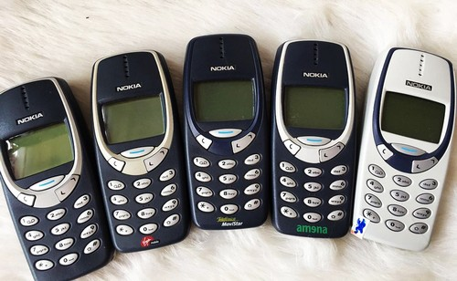 Những chiếc Nokia 3310 được tân trang và bán với giá đắt hơn so với thông thường.