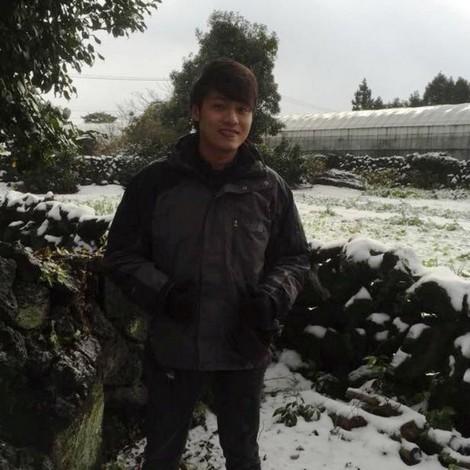 Nguyễn Trí Đức. Ảnh từ Facebook nhân vật.