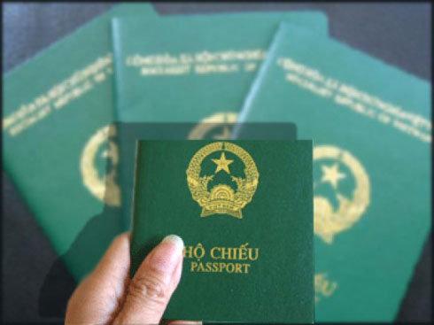 Hộ chiếu Việt Nam - Ảnh minh họa