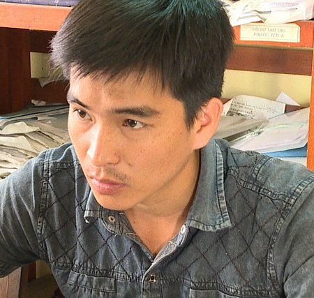 Đối tượng Phạm Thanh Tòng.