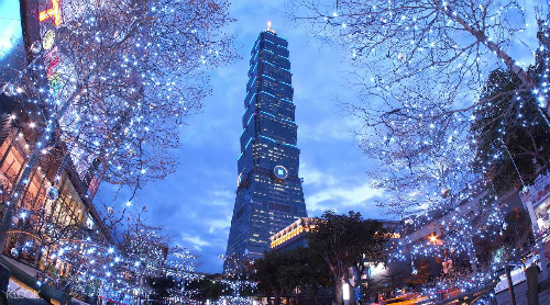 Tòa nhà Taipei 101 là một trong những điểm đến du khách không nên bỏ lỡ khi đến Đài Loan. Ảnh: Klook.