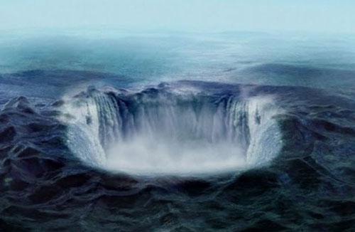 Nhiều nhà khoa học còn khẳng định rằng, Tam giác Rồng thậm chí còn nguy hiểm và đáng sợ hơn cả Bermuda. Ảnh: Road.