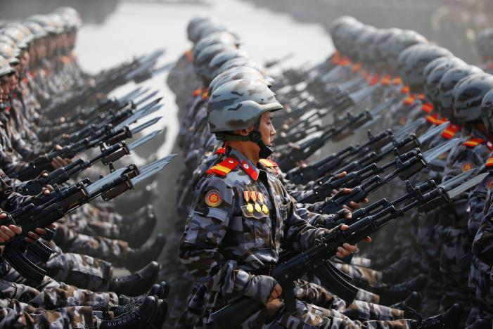 Ông Trump không đủ chiêu đối phó Triều Tiên?