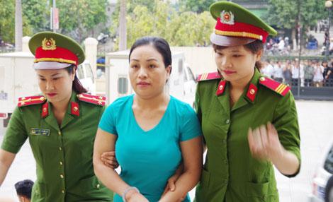 Bị cáo Đặng Minh Châu.