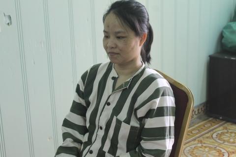 Tử tù Đỗ Thị Hằng