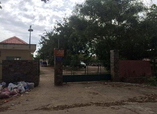 Trại tạm giam Công an TP. Phan Thiết.