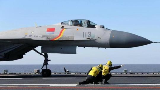 Tại sao Hải quân Trung Quốc vẫn không thể soán ngôi Mỹ? - Ảnh 1.