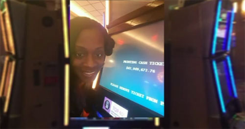 Khách nữ mất trắng 43 triệu USD tiền thắng bạc do máy hỏng - Ảnh 1.