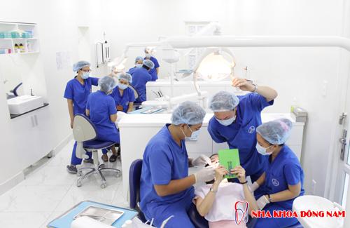 Nha Khoa Đông Nam khai trương cơ sở 2 - Ảnh 2.