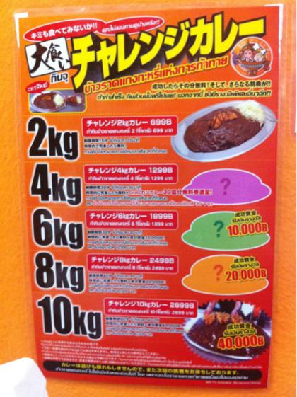 Ăn 10 kg cơm cà ri Nhật nhận thưởng 900 USD - Ảnh 2.
