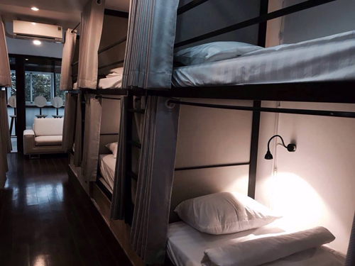10 hostel ở Sài Gòn cho thuê giá 200.000 đồng/người - Ảnh 2.