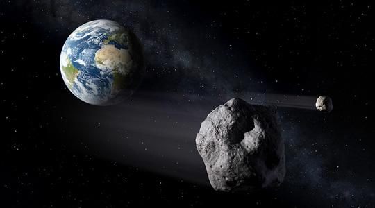 Thiên thạch khủng lao tới, NASA sẽ triển khai hệ thống phòng thủ vũ trụ? - Ảnh 1.