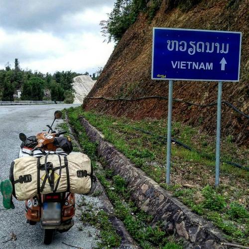 Những cú sốc của chàng trai phượt 40.000 km từ Italy đến Việt Nam - Ảnh 10.