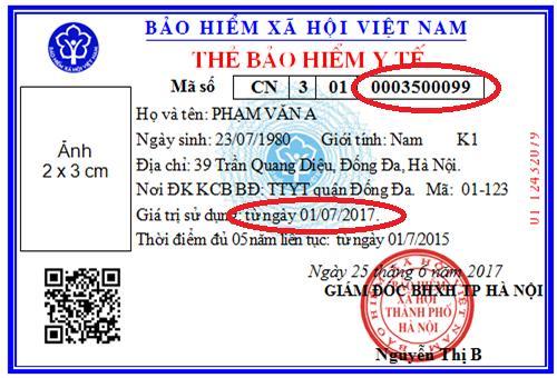 Giải thích việc cấp mã số định danh cho người tham gia BHXH, BHYT - Ảnh 1.