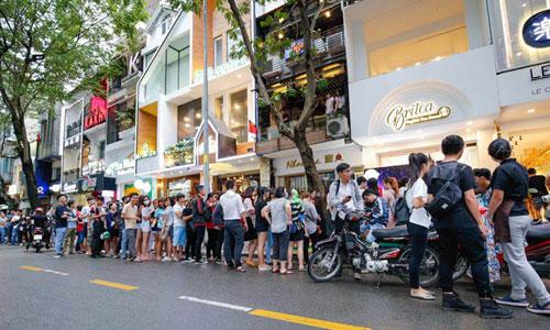 Gần 800 triệu đồng mỗi m2 đất phố trà sữa Sài Gòn - Ảnh 1.