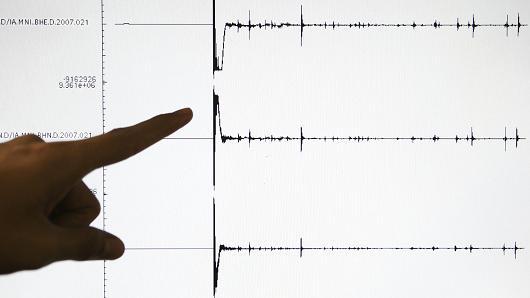 2 vụ động đất liên tiếp tại Triều Tiên, nghi thử hạt nhân - Ảnh 1.