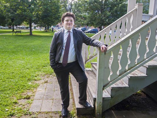 Mỹ: Tranh cử thống đốc bang Vermont ở tuổi 13 - Ảnh 1.