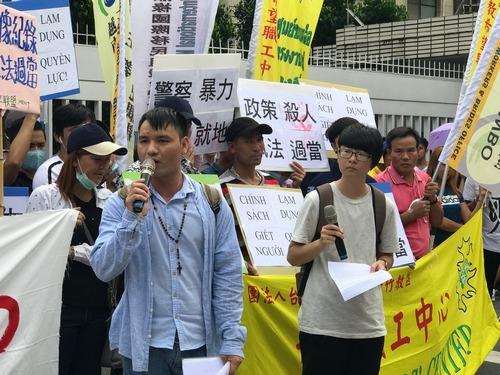 Cảnh sát Đài Loan bắn 9 phát nhằm vào lao động Việt Nam - Ảnh 3.