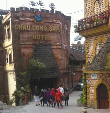 Đất nền Sapa, Lào Cai sốt vì du lịch - Ảnh 2.