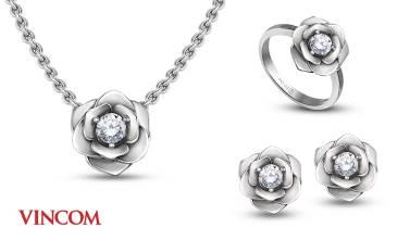 Vincom tôn vinh phụ nữ Việt với kim cương và hoa hồng - Ảnh 3.