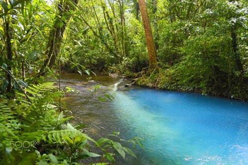 Dòng sông có khả năng gây ảo ảnh thị giác - Ảnh 2.