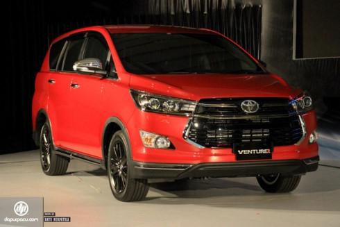 Toyota Innova Venturer sắp được bán tại Việt Nam - Ảnh 1.