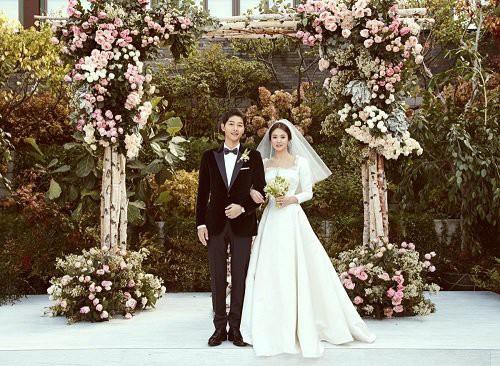 Cô dâu muốn đẹp như Song Hye Kyo, note ngay bí kíp này - Ảnh 1.