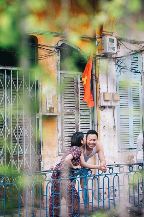 Chuyện tình oan gia của chàng trai Hà Nội và cô gái Sài Gòn - Ảnh 1.