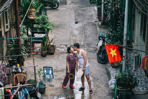 Chuyện tình oan gia của chàng trai Hà Nội và cô gái Sài Gòn - Ảnh 2.