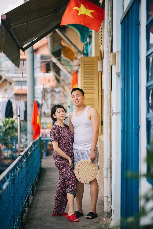 Chuyện tình oan gia của chàng trai Hà Nội và cô gái Sài Gòn - Ảnh 3.