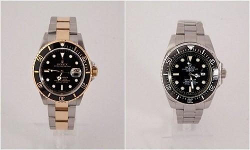 6 cách phân biệt đồng hồ Rolex giả, ít người biết - Ảnh 1.