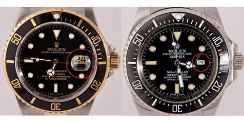 6 cách phân biệt đồng hồ Rolex giả, ít người biết - Ảnh 2.