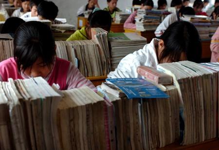 Mẹ hổ Trung Quốc phát điên vì cày bài tập về nhà của con - Ảnh 2.