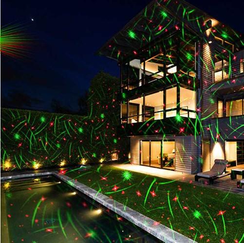 Phát sốt đèn trang trí Giáng sinh siêu độc đáo - Ảnh 1.