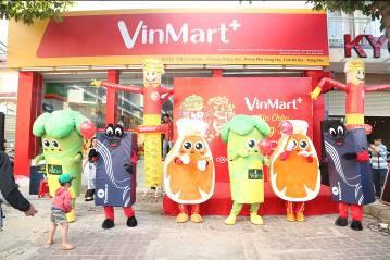 Bùng nổ khai trương VinMart+ tại Vũng Tàu - Ảnh 1.