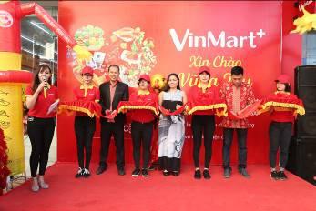 Bùng nổ khai trương VinMart+ tại Vũng Tàu - Ảnh 2.
