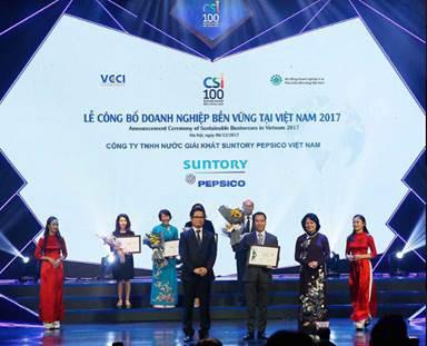 Suntory PepsiCo Việt Nam: Doanh nghiệp Bền vững và cống hiến cho cộng đồng - Ảnh 2.