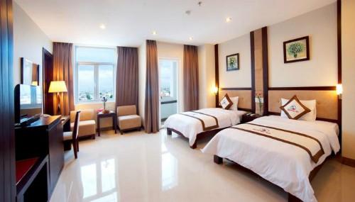 Đà Nẵng công khai giá niêm yết khách sạn trên mạng - Ảnh 1.