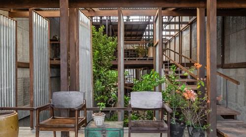 Mê mẩn căn nhà gỗ độc không tưởng ở Châu Đốc - Ảnh 11.