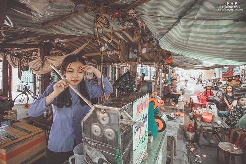 Phiên chợ quê có 1 không 2 ở Quảng Bình - Ảnh 6.