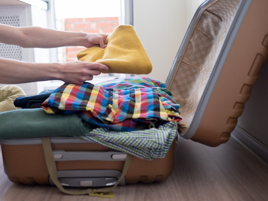 10 sai lầm 'thảm họa' khi xếp hành lý