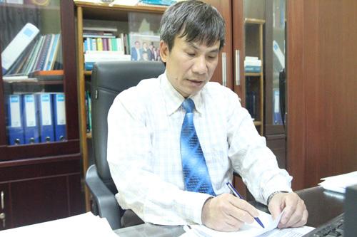 TS Tô Thanh Phương người mang lại nụ cười cho những nữ bệnh nhân tâm thần.