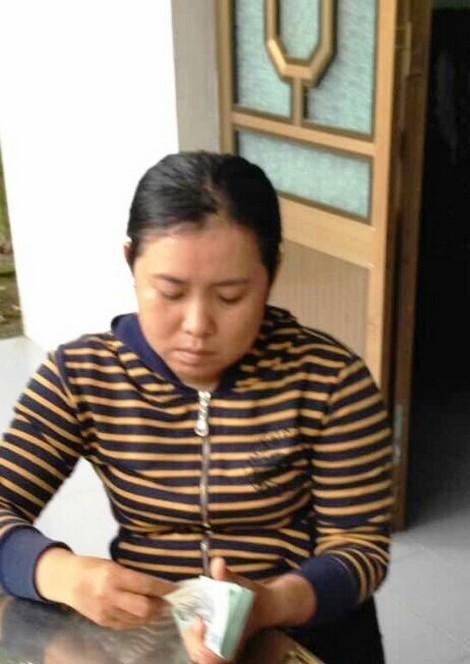 Chân dung Huỳnh Thị Thu Thảo.